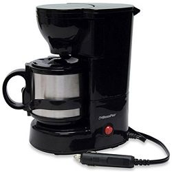RoadPro 12-Volt Coffee Maker