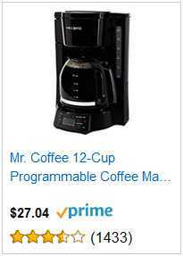 2 MR COFFEE 23 CUP PROGRAMMABLE COFFEE MAKER