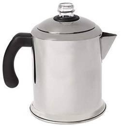 2a Farberware Classic Stainless Steel Yosemite 8-Cup Coffee Percolator