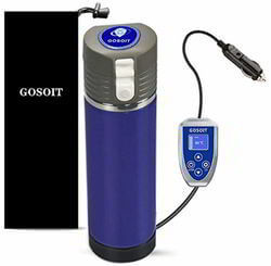 9 Temperature Control Travel Coffee Mug with LED Display
