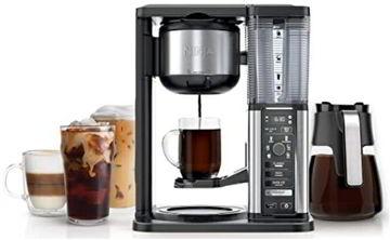 1 Ninja's Best espresso Machine,