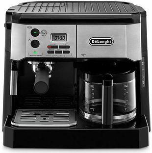 De'Longhi BCO430BM Combination Pump Espresso