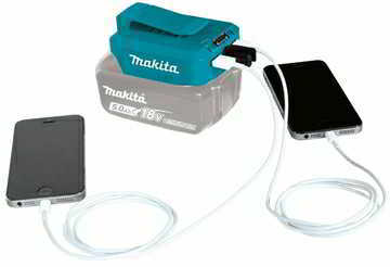 Makita Lithium-Ion Cordless Power Source, Power Source Only