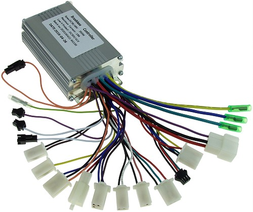 4 Wire Atv Voltage Regulator Wiring Diagram 48 Volt Electric Scooter Speed Controllers