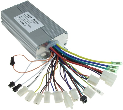 brushless motor wiring diagram elan volume control 48 volt electric scooter speed controllers - electricscooterparts.com