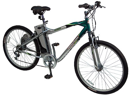 Mongoose CB24X450 Electric Bicycle Parts