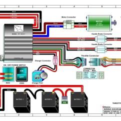 2009 Ez Go Wiring Diagram Honda Ridgeline Serpentine Belt 48 Volt Battery Bank | Get Free Image About