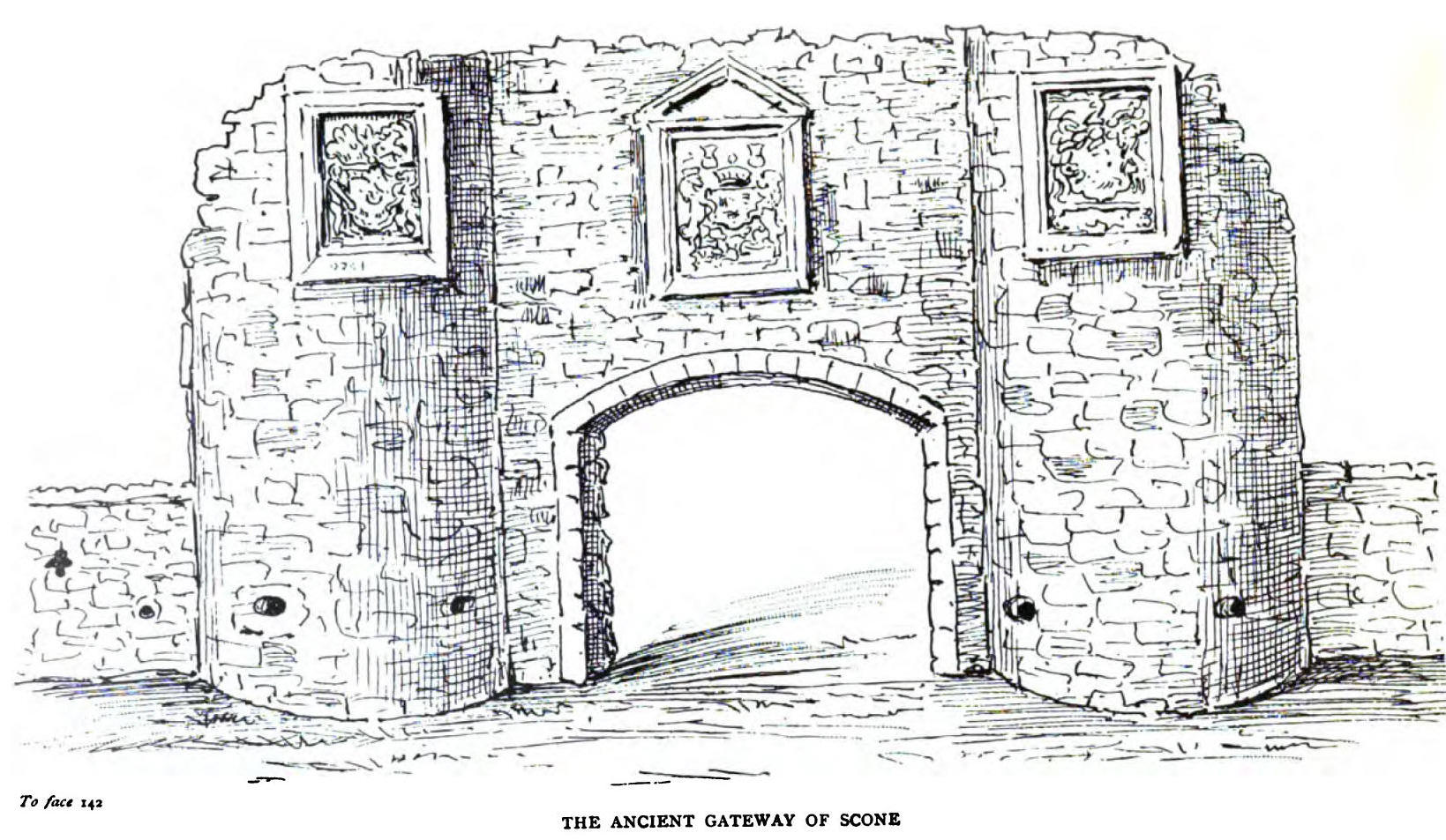 A Old Gateway