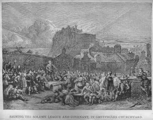 The Scotch Irish In History
