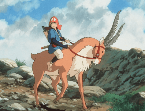 Princess Mononoke 1