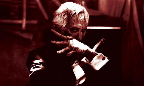 Still from the film Cronos directed by Guillermo Del Toro