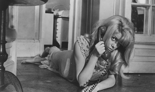 Catherine Deneuve in Repulsion