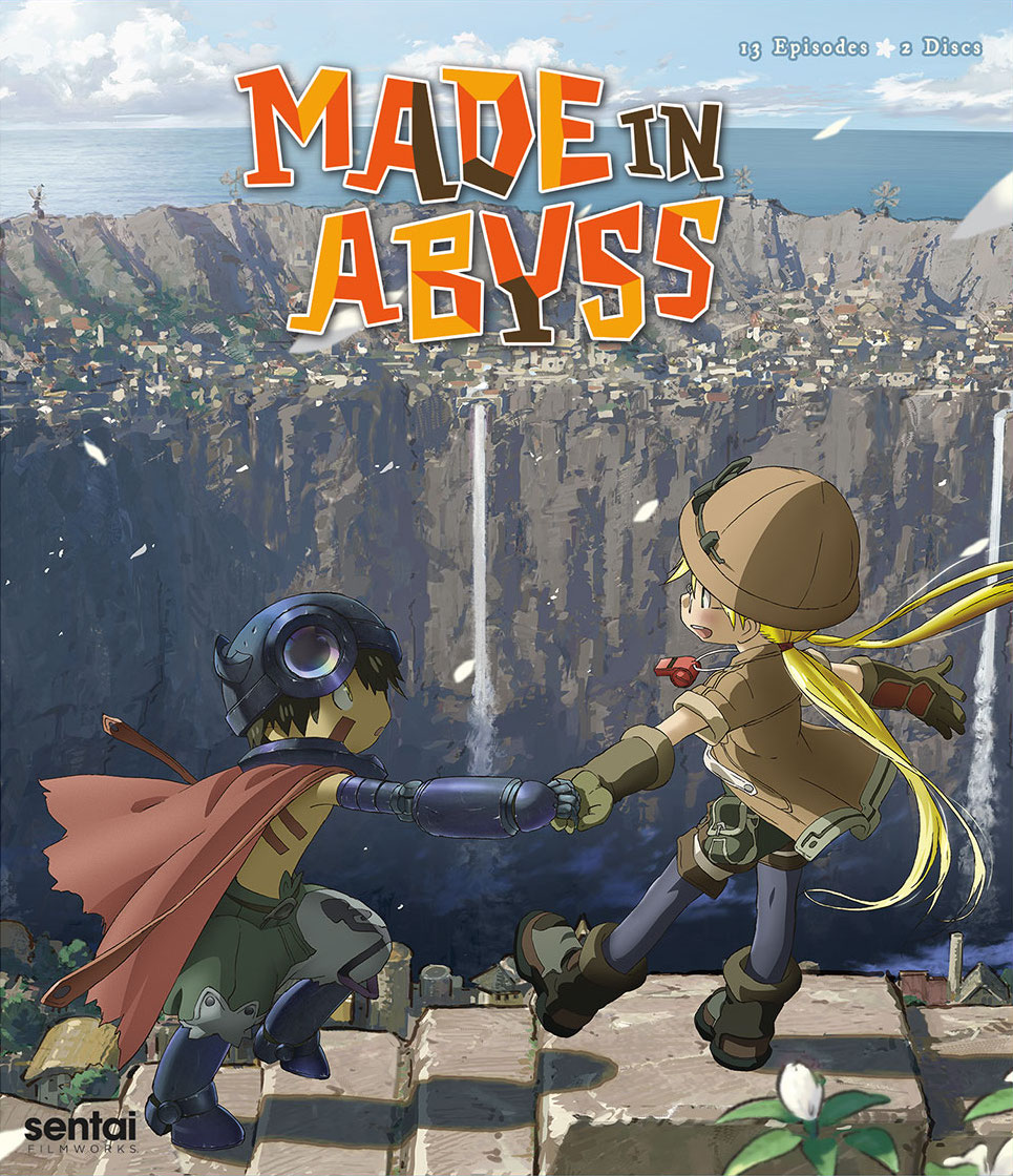 Image result for made in abyss anime cover
