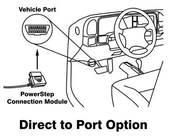 Chevy Silverado 2015 Plug and Play Diesel PowerStep