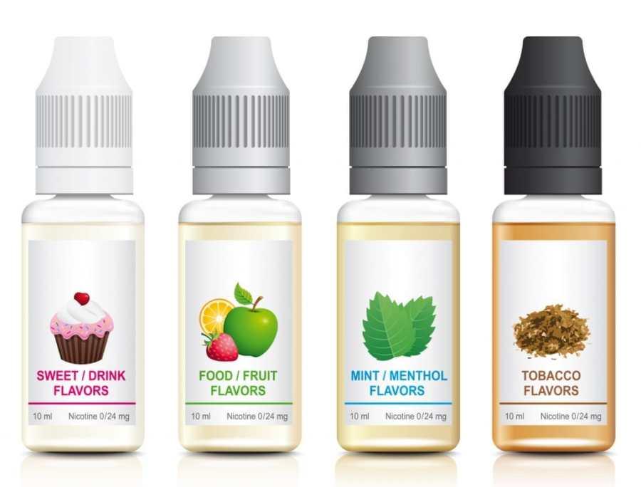 SOUR TASTE Two common e-cigarette flavours 'destroy lung ...
