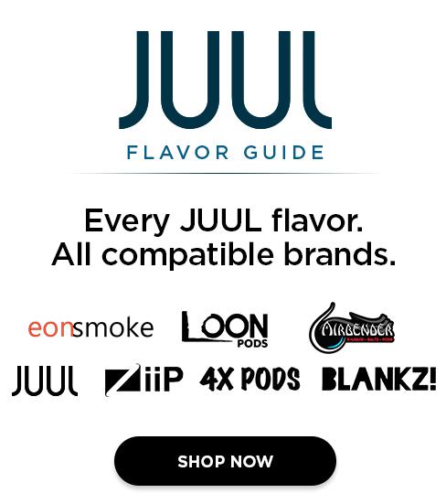 Juul Flavor Guide