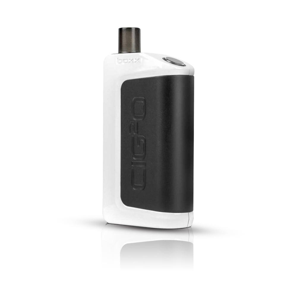 CIG2O BOXX Vaporizer Starter Kit  Menthol Pod  Electric