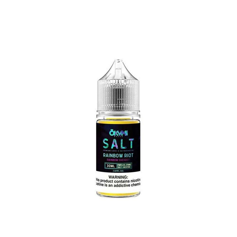 Rainbow Riot Nic Salt Juice by Okami  Electric Tobacconist
