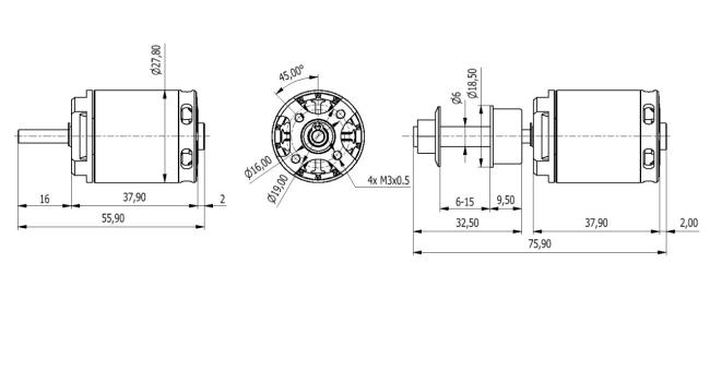 AXi 2220/12 v2