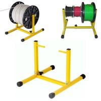 Adjustable Wire Reel Stand Dispenser | Portable