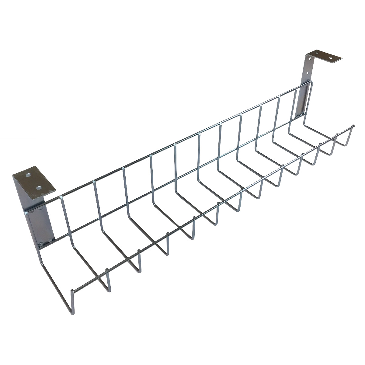 The Basket Cable Rack Wire Mesh System