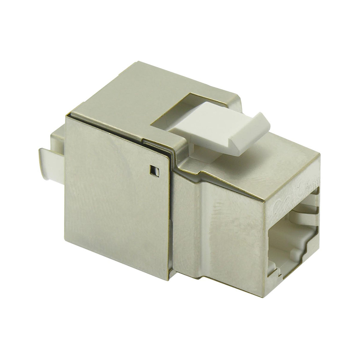 hight resolution of cat5 rj45 110 type shielded keystone jack open pdc bl cats 101608