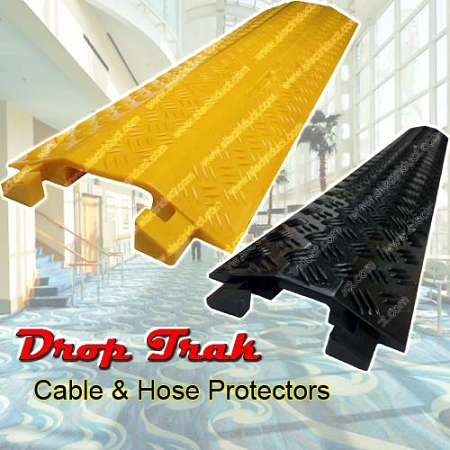 Drop Trak Cable  Hose Drop Over Protector  Light Duty