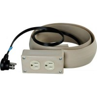 Flat Electrical Power Extensions | Extension Cords | Cord ...