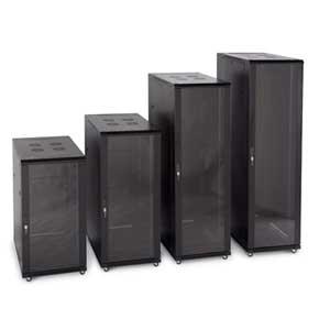 kendall howard 3100 series linier brand server rack cabinets