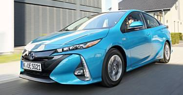 Toyota Prius: Foto: Toyota