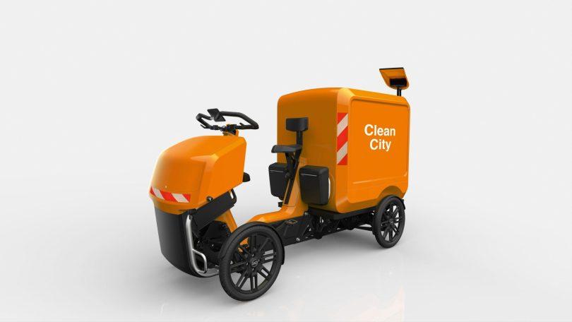 »Mubea« betritt den Mobilitätsmarkt mit einem interessanten Fahrzeugkonzept,das voller Spezialentwicklungen steckt und damit Kompetenzen eindrucksvoll sichtbar macht.