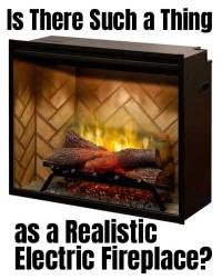 Dimplex Revillusion - the Best Realistic Electric Fireplace?