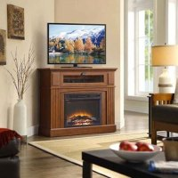 Top 5 Corner Electric Fireplace-TV Stands Under $500