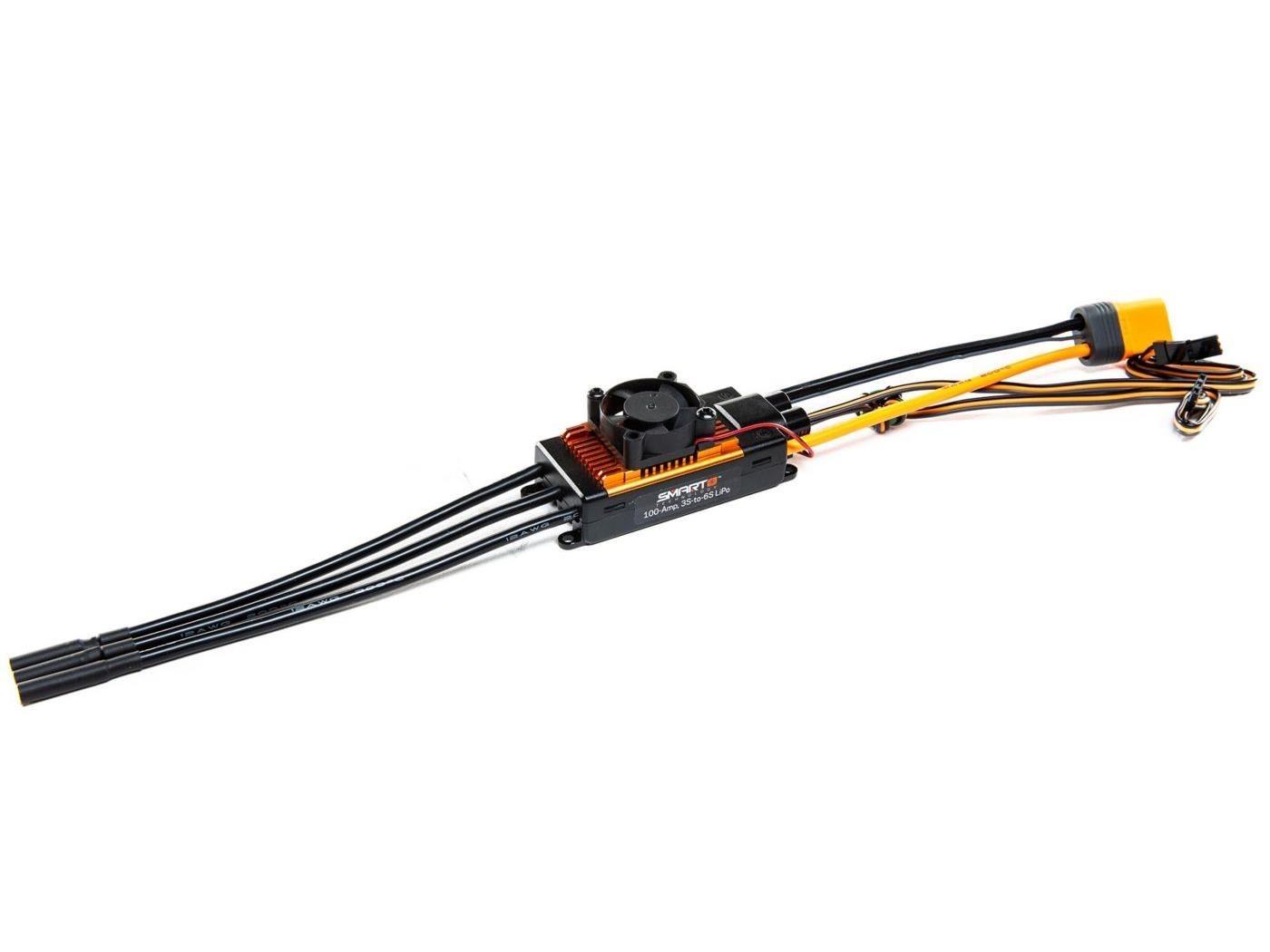 Spektrum Avian 100 Amp Brushless Smart ESC P-SPMXAE1100