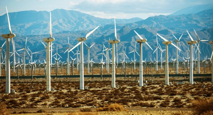 wind power machine learning prediction