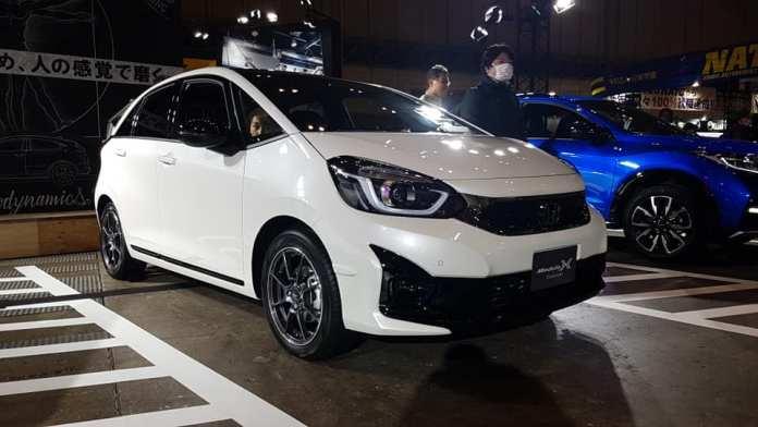 Honda Modulo X Concept