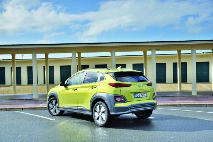 Hyundai Kona 39 kWh