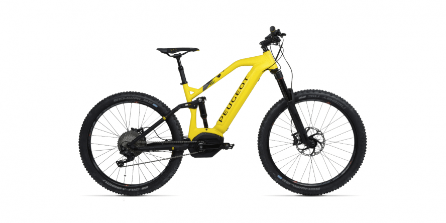 Peugeot tunes e-bike line with performance Bosch system