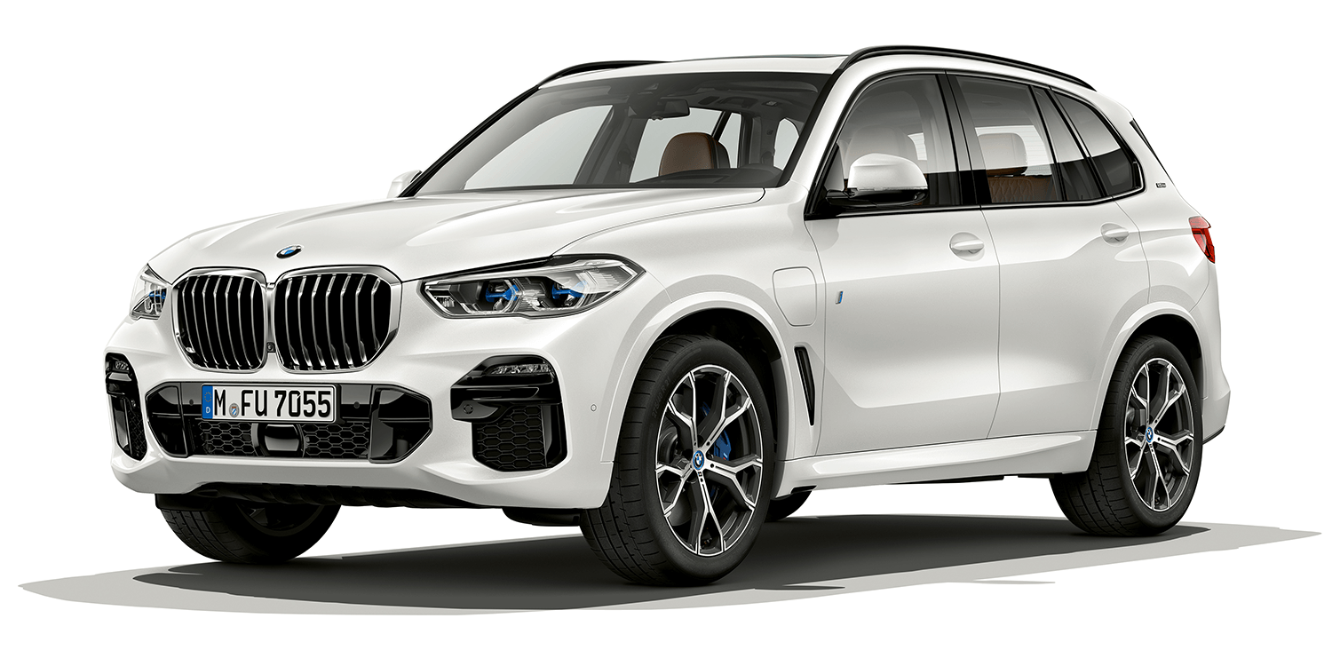 bmw with new phev