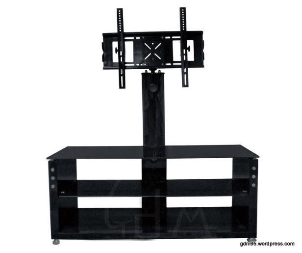meuble tv avec support ecran tv032n electro discount