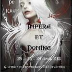 Preview GN : Impera et Domina