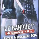 """Murder Grandeur Nature """"Le Banquet de Monsieur N"""" Edition 2"""