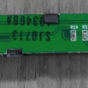 Carte Boutons Télé SAMSUNG LE40S86BD Référence: BN41-00709A