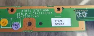 Connecteur disque dur SATA FUJITSU XA2528-P5204