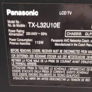 PANASONIC TX-L32U10E