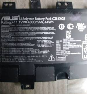 Batterie PC ASUS S300C Référence: C31-X402