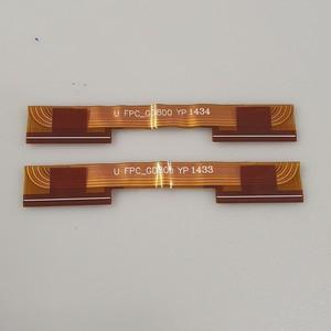 Ensemble 2 Nappes De connexion entre les cartes du LCD Télé Samsung UE55HU8200L