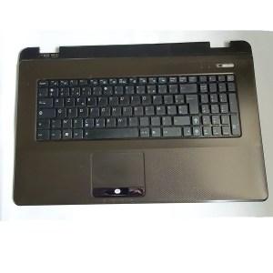 Ensemble Clavier + Touchpad + Carter Pc Asus K72DR