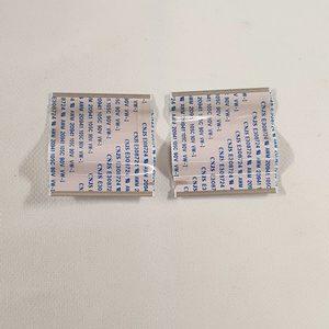 Ensemble Nappes De Connection Carte T-Con Aux LCD Télé Samsung UE55HU6900S Référence: BN96-32657C