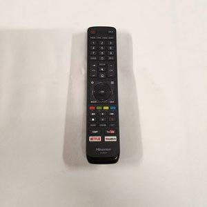 Télécommande Télé Hisense H49N6600
